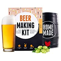 La façon la plus rapide et la plus simple de faire votre propre bière, chez vous Le cadeau masculin idéal pour tous les connaisseurs de bière Tout est compris. Vous n'aurez besoin d'aucun équipement, ni de bouteilles, ni de connaissance dans le brass...