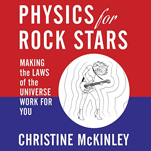 Physics for Rock Stars audiobook cover art