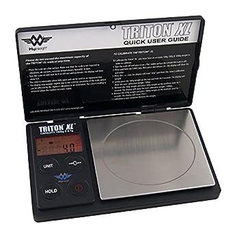 My Weigh SCMT2XL TRITON T2 XL - 1000g by 0.1g Scale