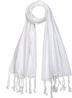 dc98ab2c4334b Smart Fashion Women's Shawl/Handycraft Plain Women's Shawls  Stoles  Designer woolen shawl for women
