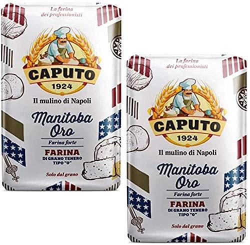 Farine Caputo Manitoba ORO kg 1 Lot De 2