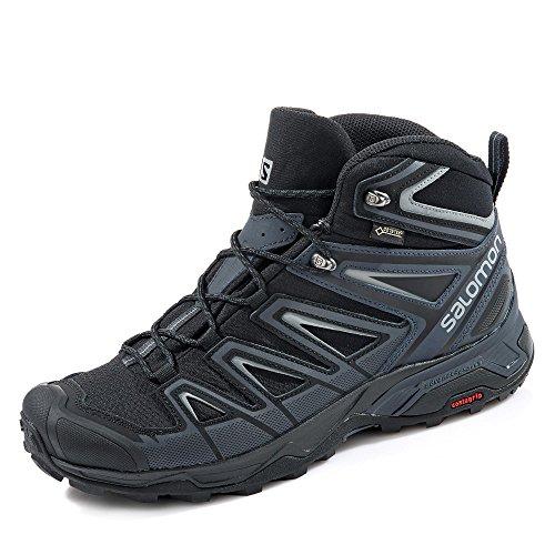 Salomon X Ultra 3 Mid GTX, Zapatos de High Rise Senderismo para...
