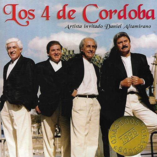 Los 4 De Cordoba feat. Daniel Altamirano