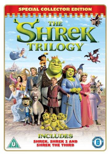 Shrek [Box Set] [UK Import]