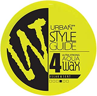 Urban Care Style Guide Ultra Strong Aqua Wax, 100 Ml