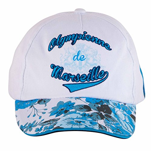 OLYMPIQUE DE MARSEILLE Casquette olympienne Om - Collection Officielle