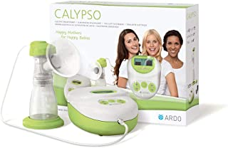 Ardo Calypso Single Electric Breast Pump - Ultra Quiet for expressing - Compact, Safe Breast Pump with Easy Operation - Mu...