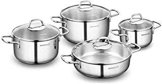 Korkmaz Cooking Set 4 Pcs - A1606