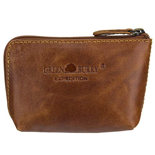 Greenburry Expedition Geldbörse II Leder 10 cm