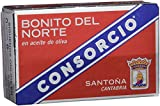 Consorcio Bonito en Aceite - Paquete de 16 x 110 gr - Total: 1760 gr