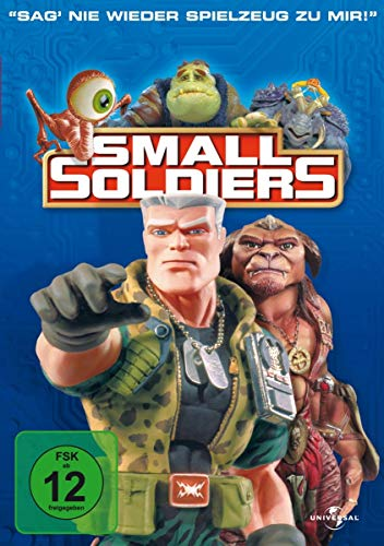 SMALL SOLDIERS - MOVIE [DVD]