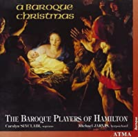 Baroque Christmas by Baroque Players of Hamilton (1999-07-01)