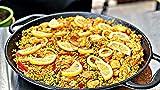 Paella-Pfannen Test