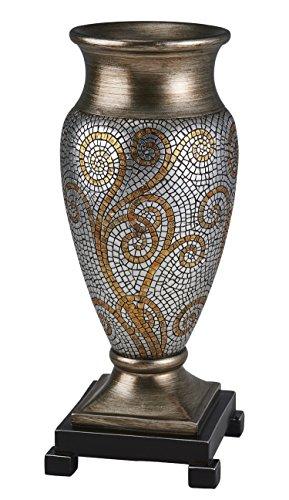 "OK Lighting 15.5"" H Theos Vase"