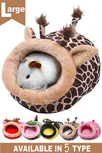 JanYoo Warmer Hedgehog Supplies Toys House Cage Accessories Bed Sleeping Bag