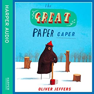 The Great Paper Caper cover art