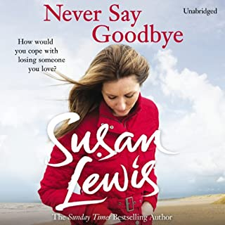 Never Say Goodbye cover art