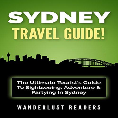 Sydney Travel Guide Titelbild