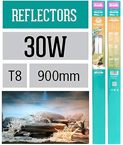 Ardacia ALR30 Reflektor für 30W, 900mm Röhren, L