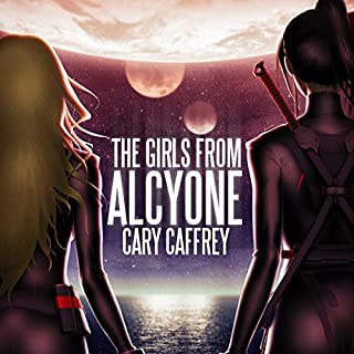 The Girls from Alcyone Titelbild