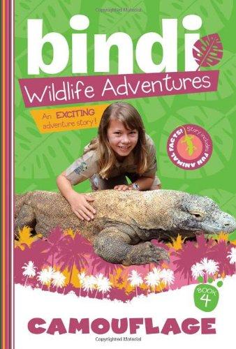 Image of Camouflage: A Bindi Irwin Adventure (Bindi's Wildlife Adventures)