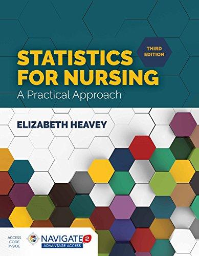 Statistics for Nursing: A Practical Approach: A Practical Approach
