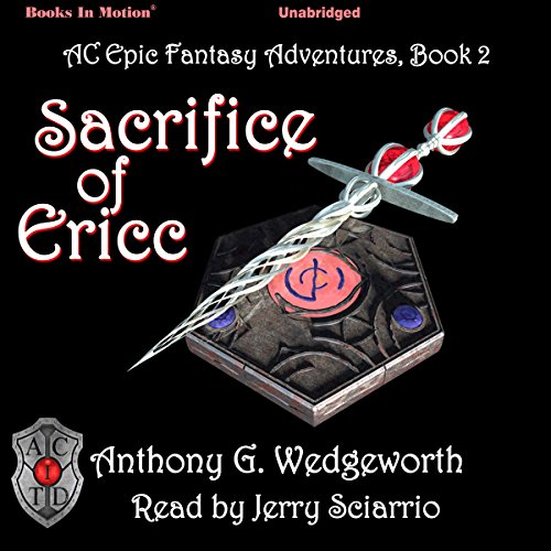 Sacrifice of Ericc audiobook cover art