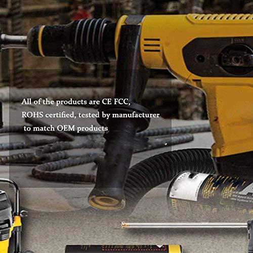 Product Image 6: 4000mAh Replacement for Dewalt 18V Battery XRP DC9096 DC9099 DC9098 DW9099 DW9098 388683-12 651034-01 DE9039 DE9095 DE9096 DE9098 DW9096 DW9095 Batteries 2 Packs