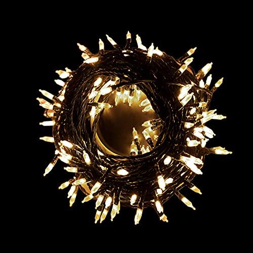 LED Mini Fairy String Light Indoor,120LED 39.97ft Twinkle Firefly Bulbs...