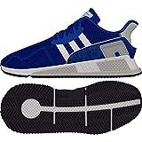 adidas EQT Cushion ADV Chaussures de Fitness garçon, Bleu (Reauni/Ftwbla/Balcri...