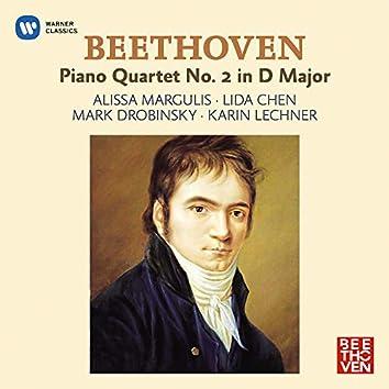 Beethoven: Piano Quartet No. 2 in D Major (Live at Lugano, 2007)