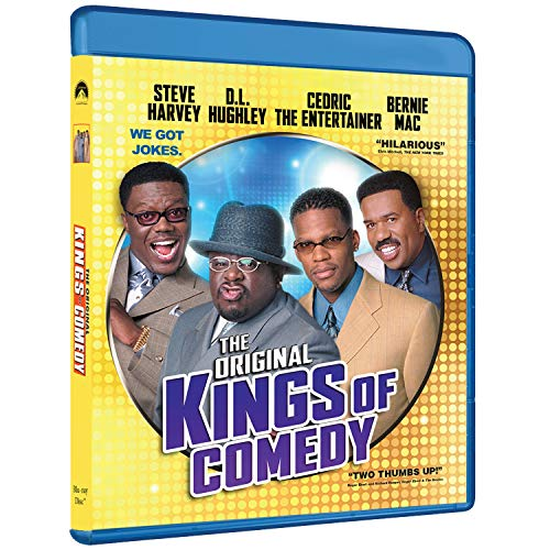 The Original Kings of Comedy [USA] [Blu-ray]