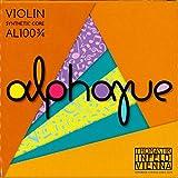 """Thomastik Corde per Violino ALPHAYUE nucleo di nylon, set 3/4, Misura 305mm / 12"""""""
