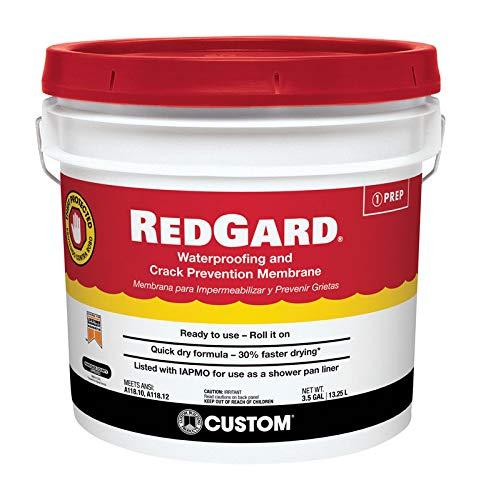 Custom BLDG Products LQWAF3 Gard Waterproofing, 3.5-Gallon