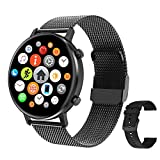 DTNO.I Smartwatch 1.3 '' Pantalla Redonda HD IP68 Reloj Deportivo...