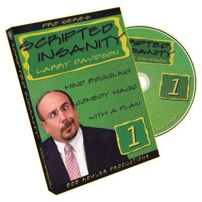 Murphy's Scripted Insanity Volume 1 by Larry Davidson - DVD