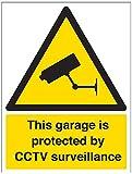 """Vsafety 6e007bc-s""""este garaje es protegida"""