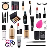 A Must have Combo for every Women in their make-up Kit Every Product Is Skin Friendly 100% Brand New Products Makeup professional Organic Product Perfect For Professional parlor, Wedding, Party And Home Use.