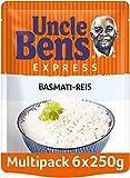 [page_title]-Uncle Ben's Express-Reis Basmati Reis, 6 Packungen (6 x 250g)