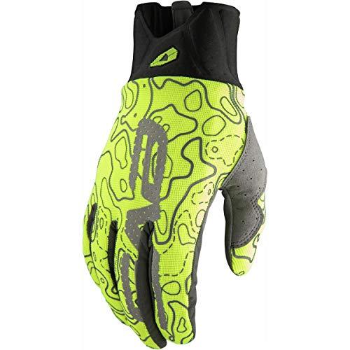 EVS Winter handschoen YETI Fluo Geel MTB Motocross Enduro Quad ATV