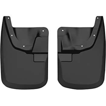 F-450 LUVERNE 251120 Front or Rear Textured Rubber Mud Guards Black 12-Inch x 20-Inch Select Ford F-250 F-550 Super Duty F-350
