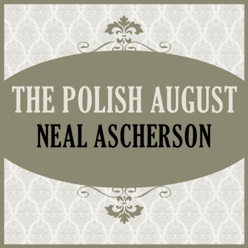 The Polish August audiobook cover art
