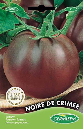Germisem Noire de Crimée Tomate 20 Semillas (EC8008)