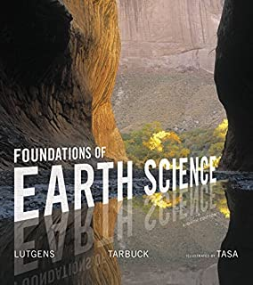 foundations of earth science lutgens