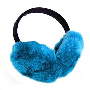 ChikaMika Winter Earmuffs for Women Girls Winter Ear muffs Large Over Ear Foldable EarMuff