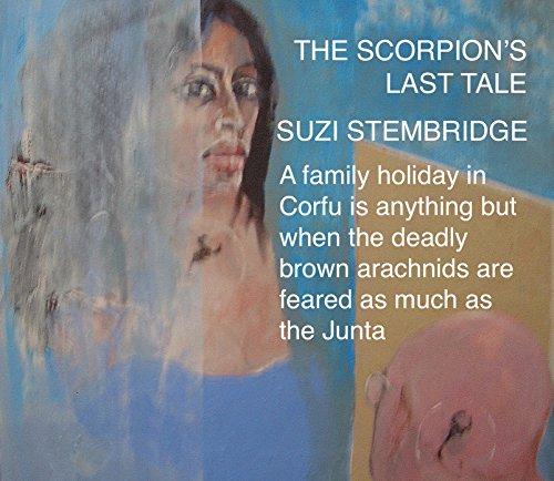 THE SCORPION'S LAST TALE (JIGSAW Book 6) (English Edition)