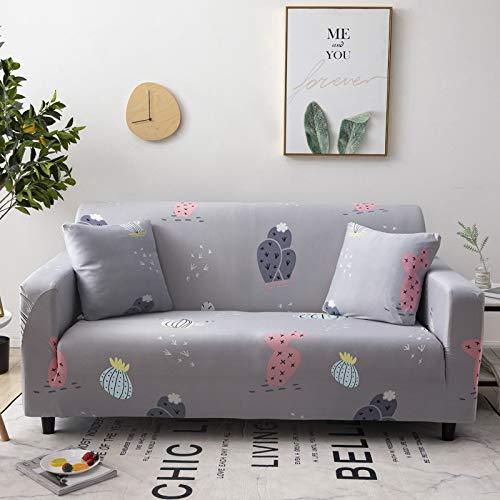 SSHHJ Moderne Und Einfache L-Förmige Sofabezug 4 Jahreszeiten Universal All-Inclusive-Stretch-Sofa Handtuch Knitterfrei, rutschfest Und Haustiersicher, Hotel Wohnzimmer Schlafzimmer Bankett