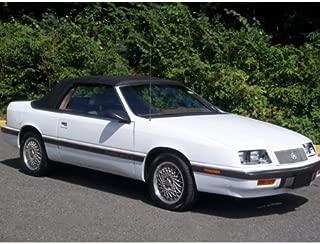 1995 lebaron convertible top