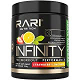 RARI Nutrition - Infinity Pre Workout Powder - Natural Preworkout...