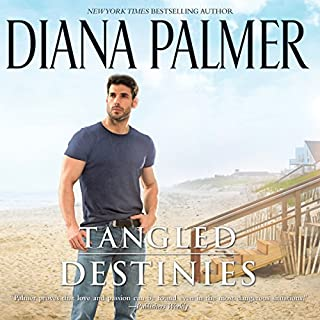 Tangled Destinies audiobook cover art